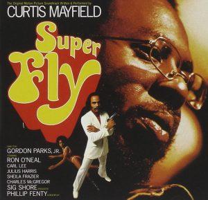 カーティス・名フィールドの「superfly」